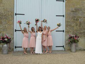 bride-and-bridesmaids-Ashley-Wood