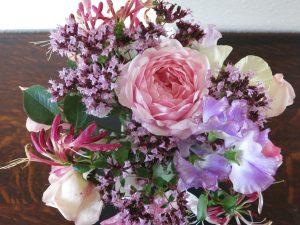 Mrs Erksine bouquet